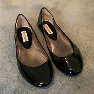 Steve Madden Patent Leather Flats